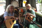 narrowboat session